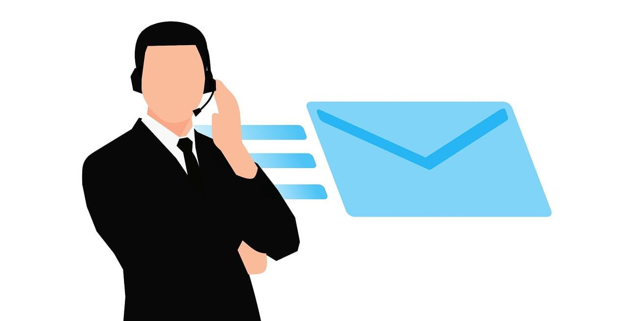 surat, pengiriman, penerimaan, pesanan